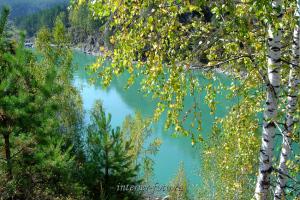 Спокойная Катунь - Алтай