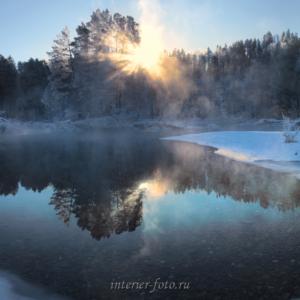 Голубые озера Катуни - Алтай