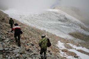 Поднимаемся на Мунку-Сардык - Монголия