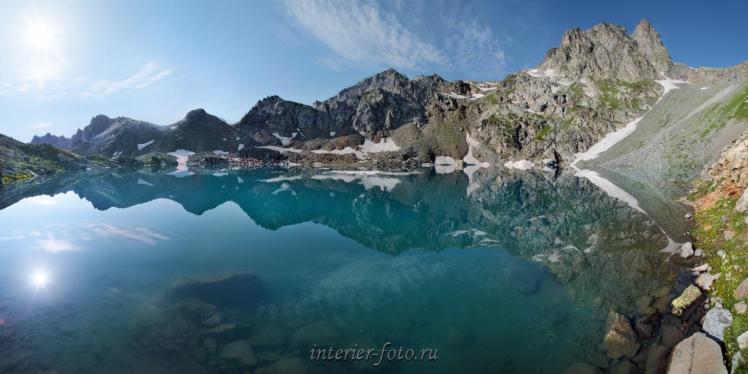 Панорама Софийского озера