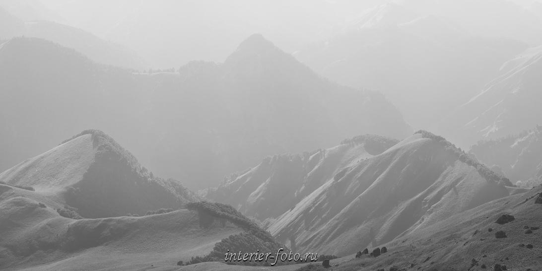 Туманные дали Бермамыт