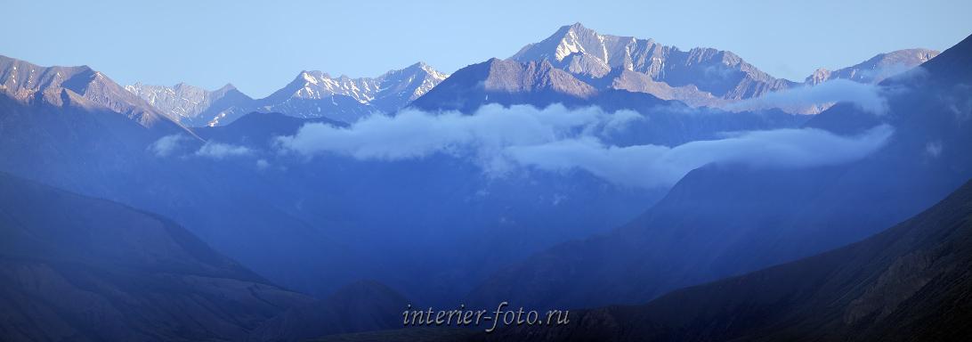 Утро в долине Аргута