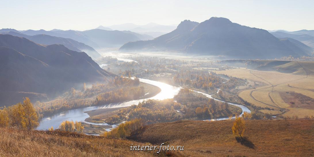 Река Чарыш на Алтае