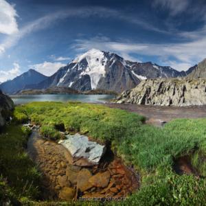 Виды фото Долина Семи озер на Алтае