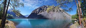 Фото воды Панорама Шавлинского озера
