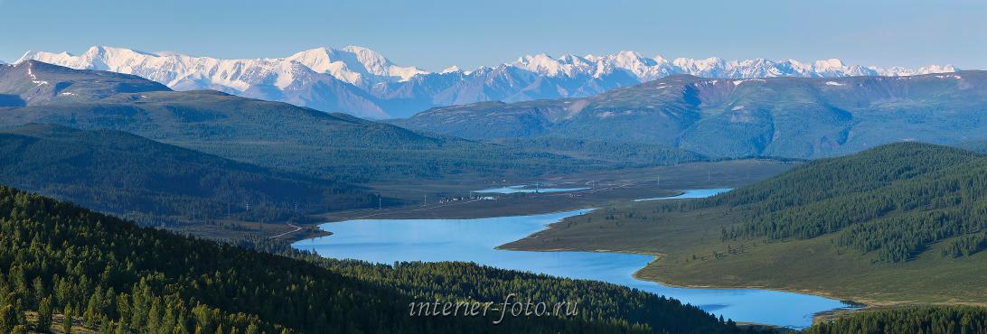 Алтайские горы Улаганское плато