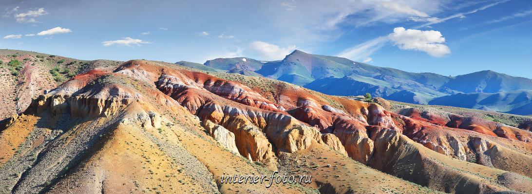 Алтайские горы Марс