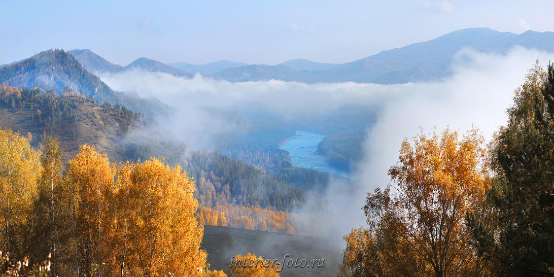Большие фото природы Осень