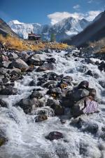 Подножие Белухи Алтай