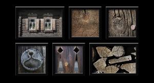 Деревенская серия Композиция из 6 фото