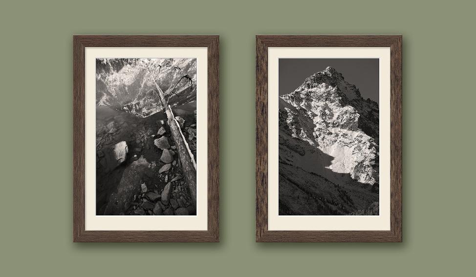 Диптих из фотографий