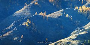 Долина Урсула Горные склоны