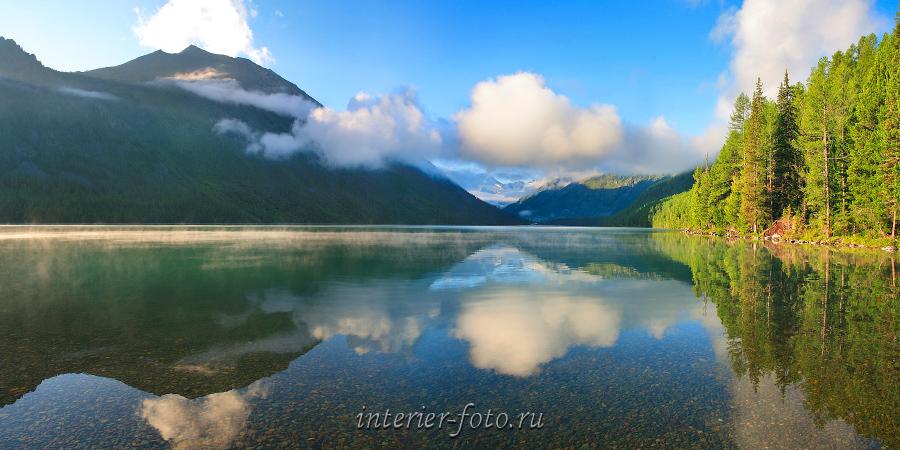 Фото лета Горное озеро