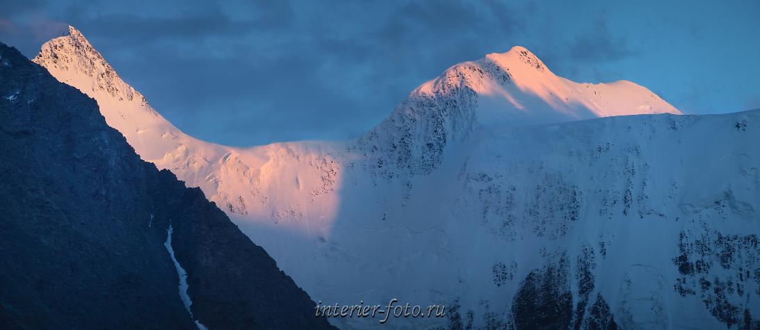 Вершины Белухи