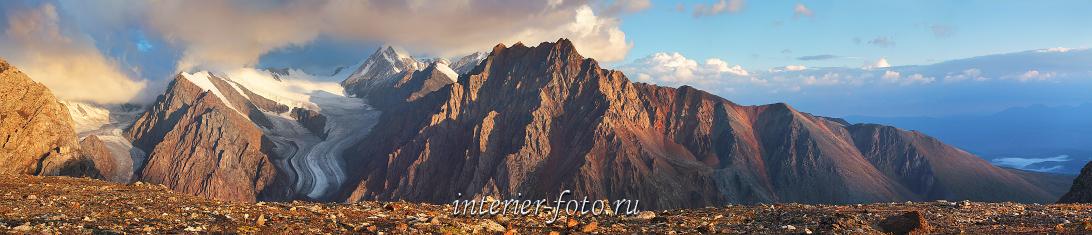 Горы Актру Алтай