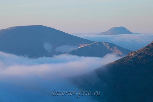 В горах Кузнецкого Алатау