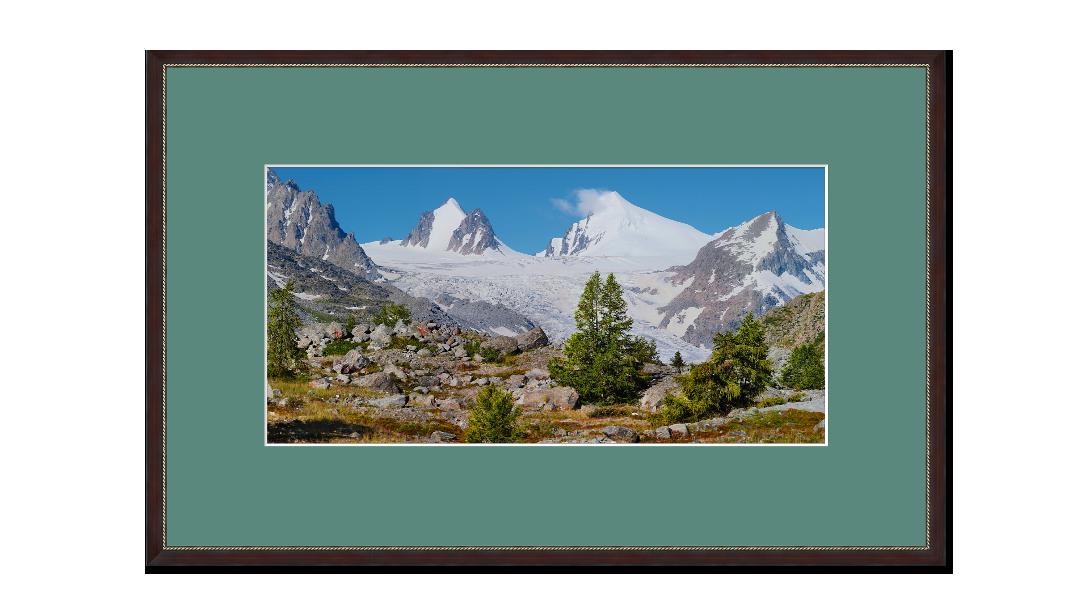 Фотокартина красивые виды гор
