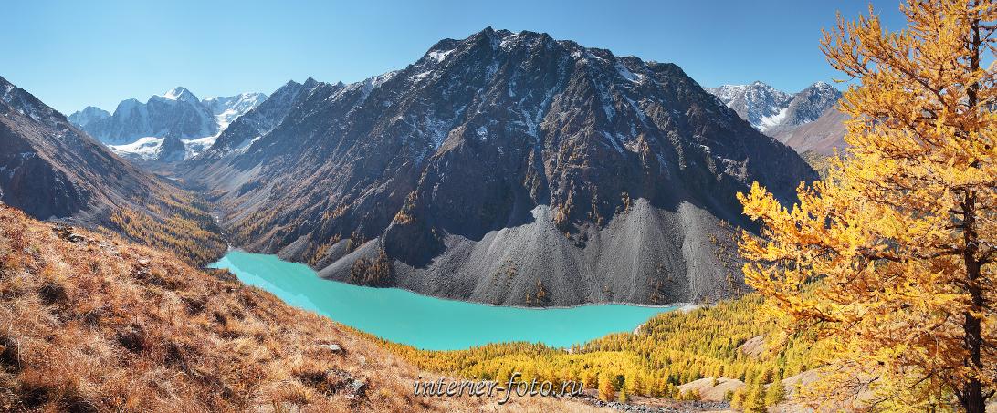 Красивые виды природы Алтай