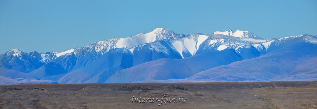 Красная горка Вершины Южно-Чуйского хребта