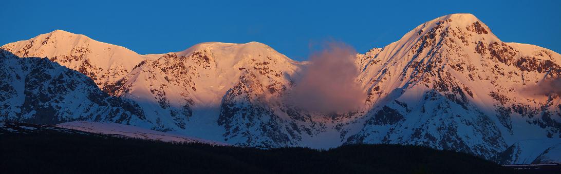 Вершины Северо-Чуйского