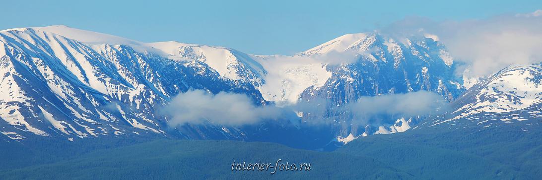Горы из Курая