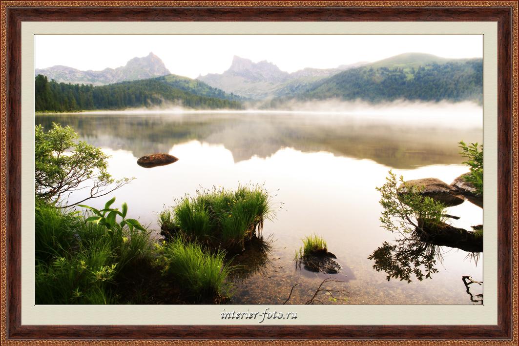 Много пейзажей Ергаки