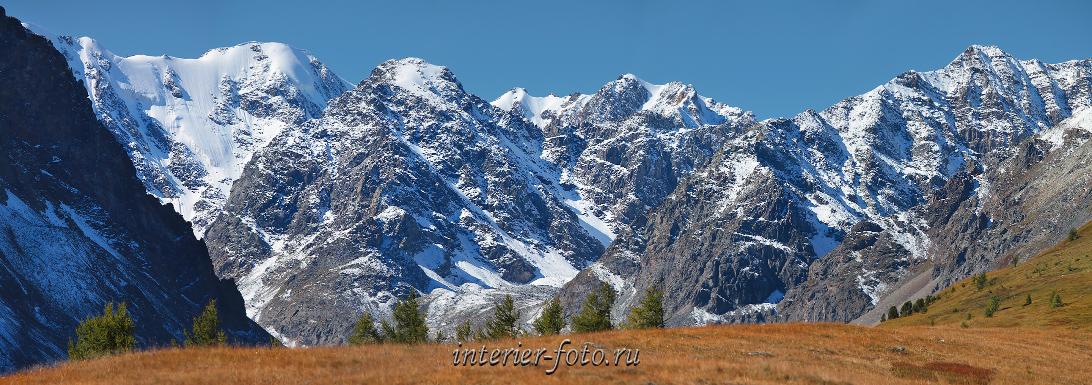 Панорама гор