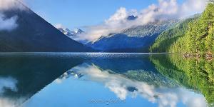 Пейзаж с Мультинским озером