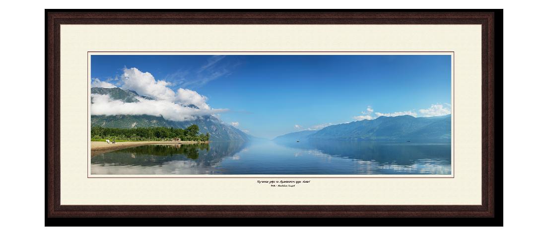 Пейзажи природы Телецкое озеро