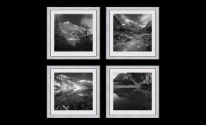 Полиптих из 4 квадратных фото