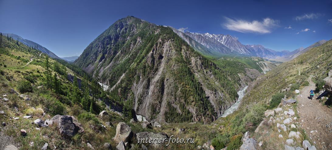 Реки Алтая Аргут