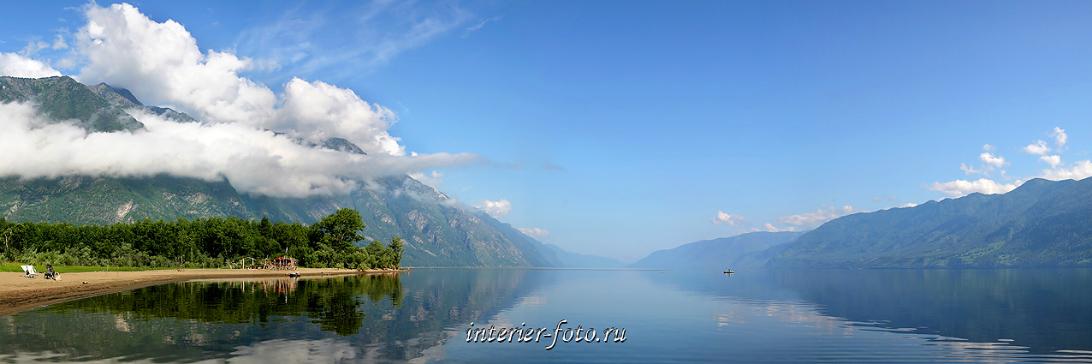 Республика природы Телецкое озеро
