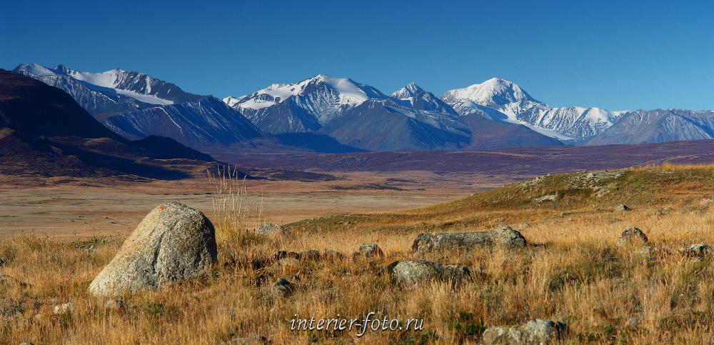 Вершины Алтая