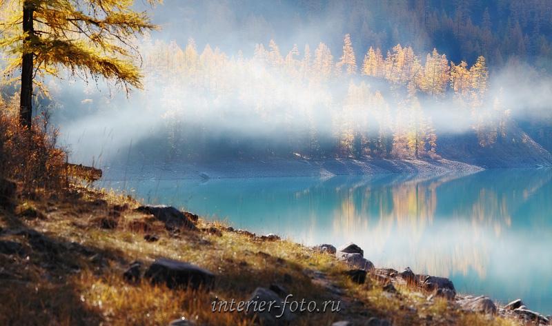 Взгляд фотографа на озеро